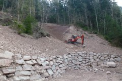 Consolidamento versanti