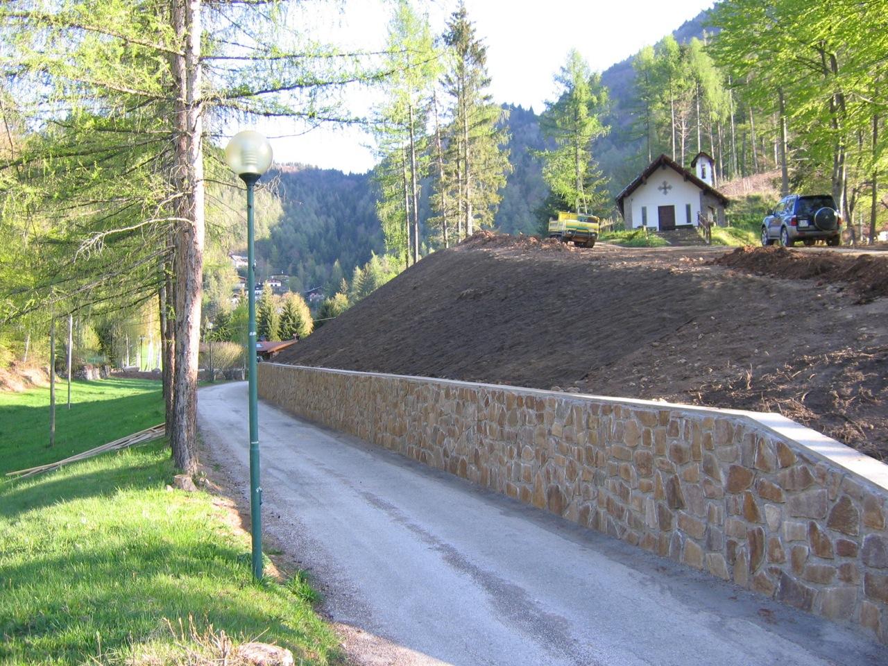 Franco Betta - opere edili e stradali