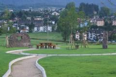 Parchi e opere in verde